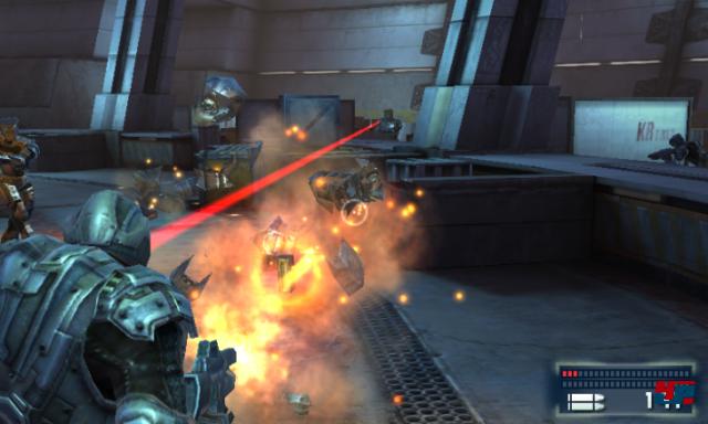 Screenshot - IronFall Invasion (3DS) 92500651