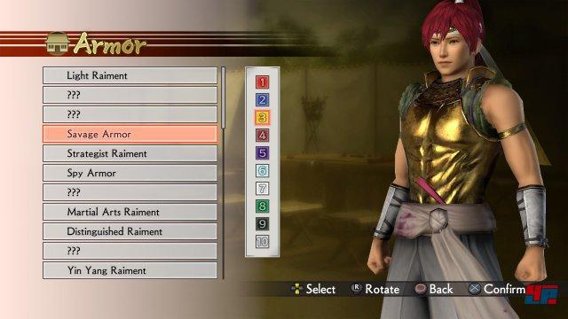 Screenshot - Samurai Warriors 4 (PlayStation4) 92492891
