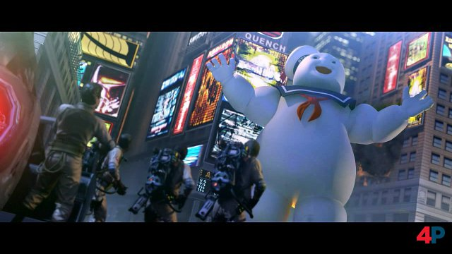 Screenshot - Ghostbusters - The Video Game (PC)