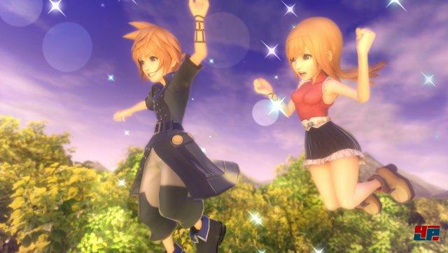 Screenshot - World of Final Fantasy (PlayStation4) 92507747