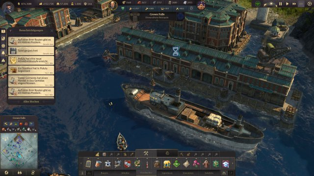 Screenshot - Anno 1800: Speicherstadt (PC) 92635661