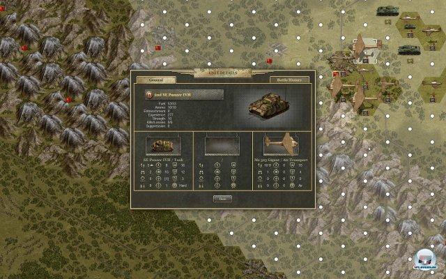 Screenshot - Panzer Corps: Afrika Korps (PC)