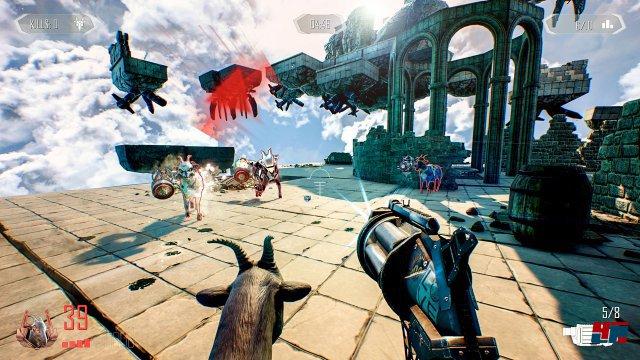 Screenshot - Goat of Duty (PC) 92587330