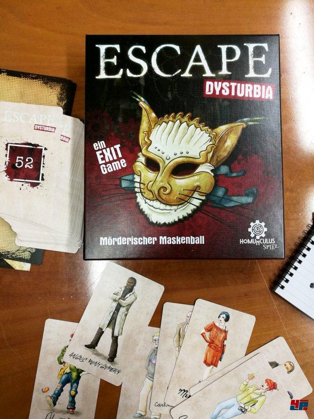 Screenshot - ESCAPE Dysturbia: Mörderischer Maskenball (Spielkultur) 92586171