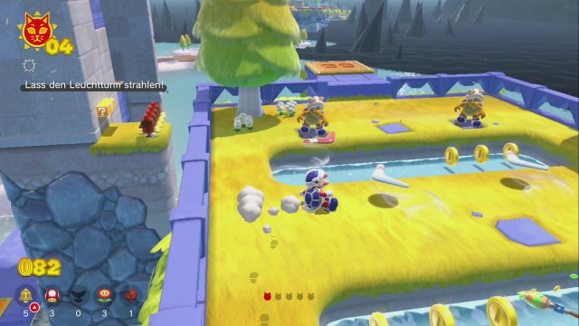 Screenshot - Super Mario 3D World   Bowser's Fury (Switch) 92633293