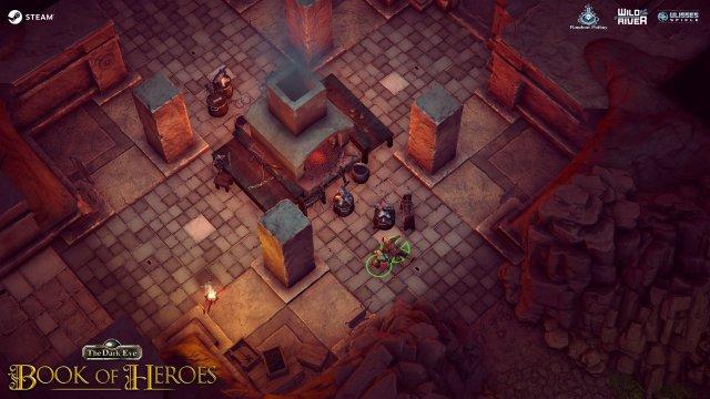 Screenshot - Das Schwarze Auge: Book of Heroes (PC) 92600691