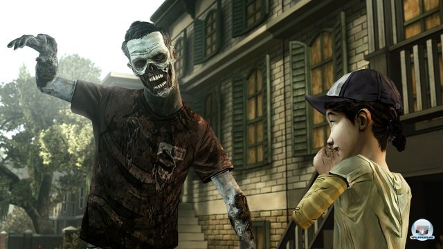 Screenshot - The Walking Dead: Episode 4 (360)