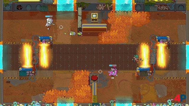 Screenshot - Hot Shot Burn (PC)