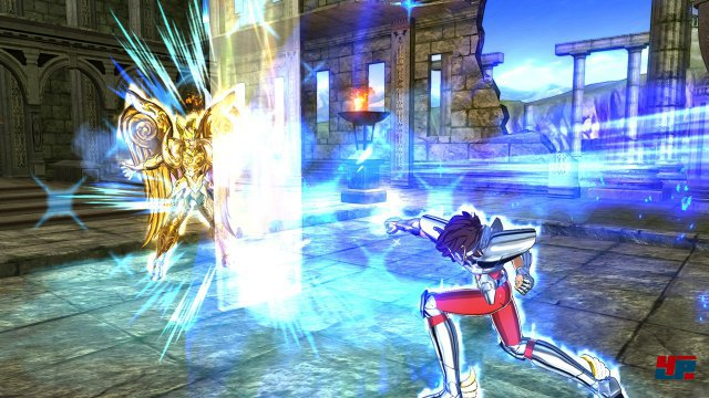 Screenshot - Saint Seiya: Soldiers' Soul (PC) 92505196