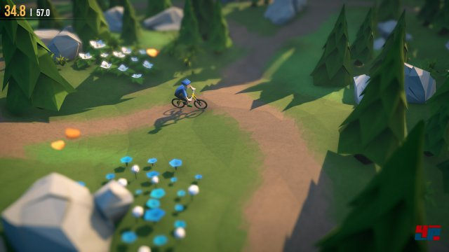 Screenshot - Lonely Mountains: Downhill (Linux) 92554385
