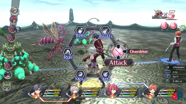 Screenshot - The Legend of Heroes: Trails of Cold Steel 2 (PS4) 92589265