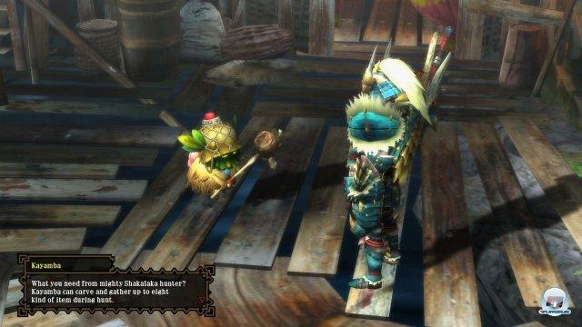 Screenshot - Monster Hunter 3 Ultimate (Wii_U) 92439157