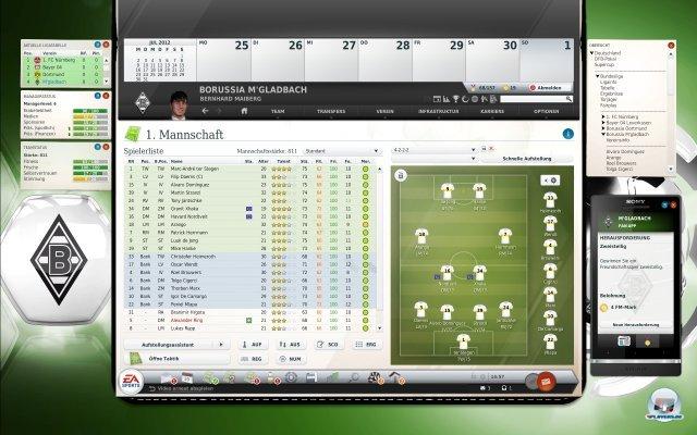 Screenshot - Fussball Manager 13 (PC)