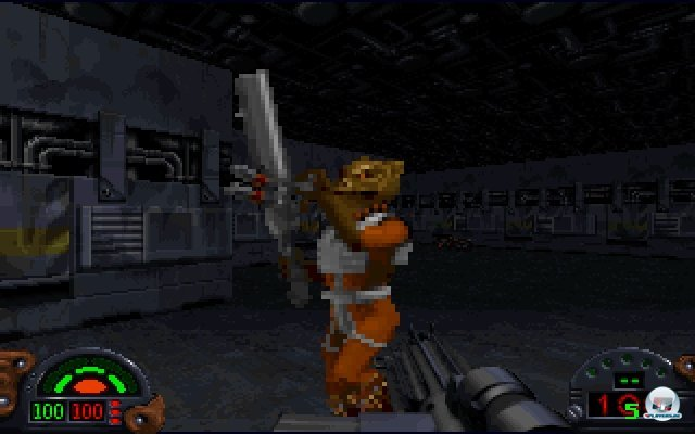 Screenshot - Star Wars: Dark Forces (PC)