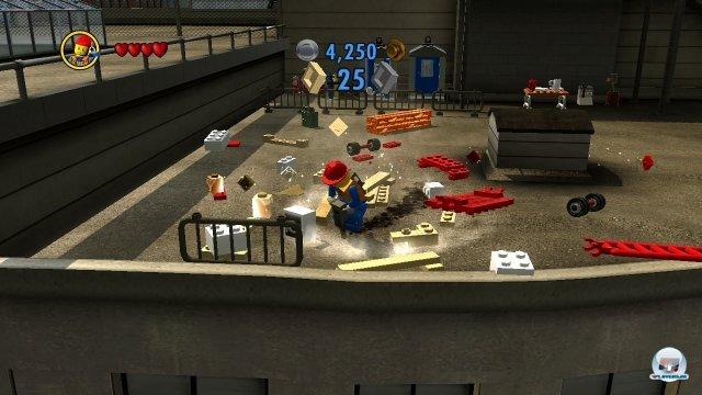 Screenshot - Lego City: Undercover (Wii_U) 2360692