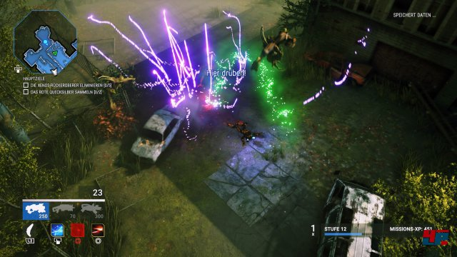 Screenshot - Alienation (PlayStation4) 92524843