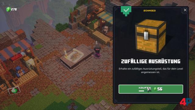 Screenshot - Minecraft Dungeons (PC) 92614147