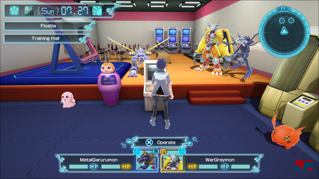 Screenshot - Digimon World: Next Order (PS4) 92538001