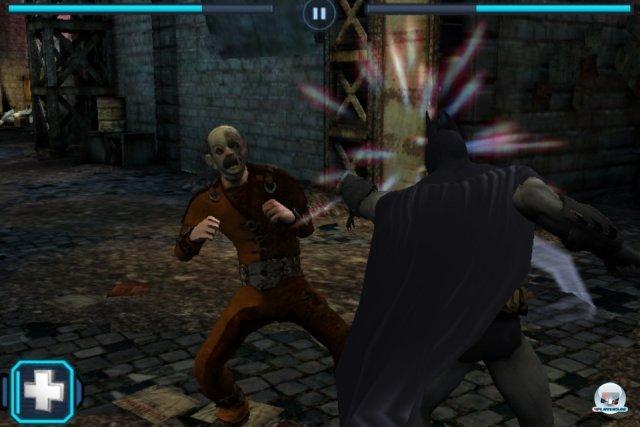 Screenshot - Batman: Arkham City Lockdown (iPhone) 2298307