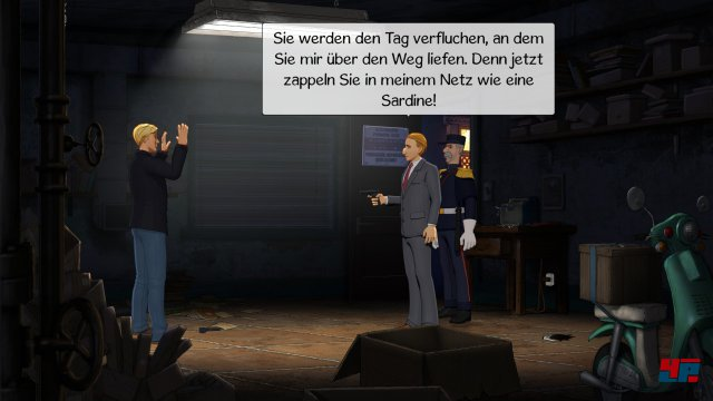 Screenshot - Baphomets Fluch 5: Der Sündenfall - Episode 1 (Switch) 92570682