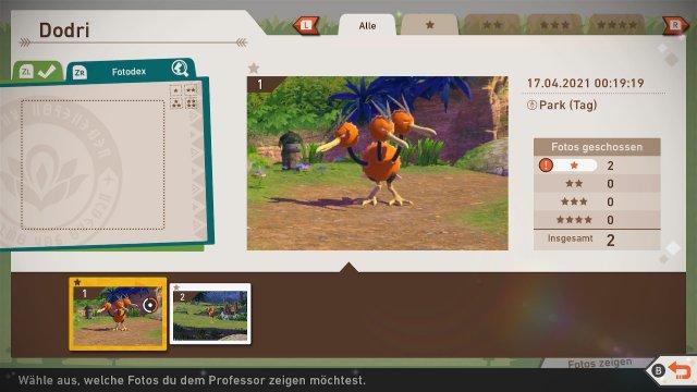 Screenshot - New Pokémon Snap (Switch) 92640644