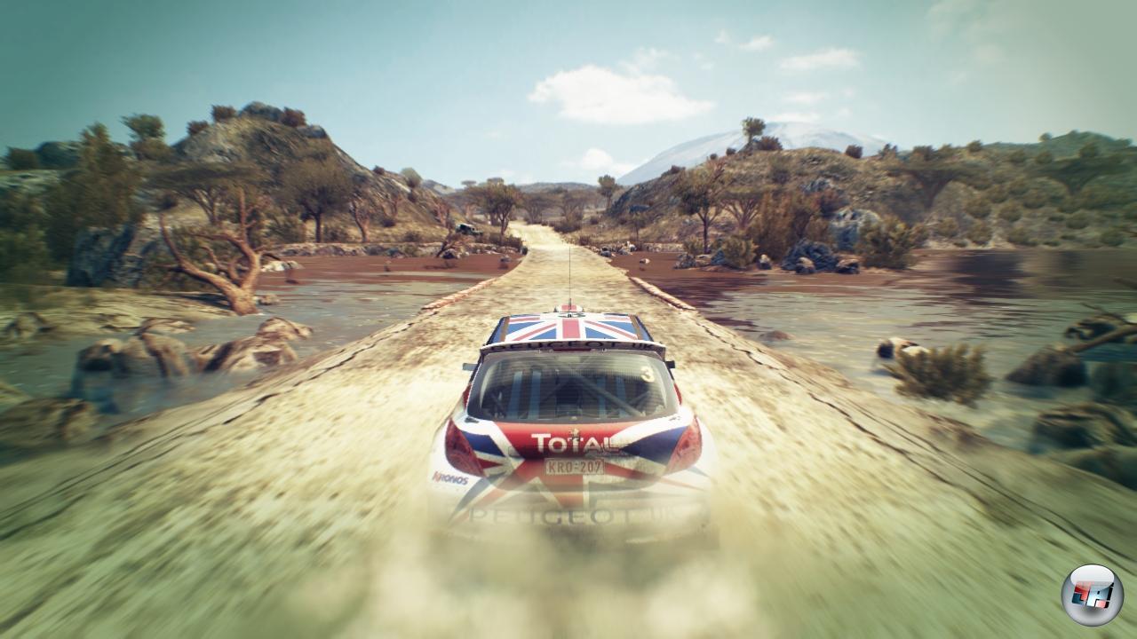 Es gibt mehr klassische Rallye-Veranstaltungen als im Vorgänger.