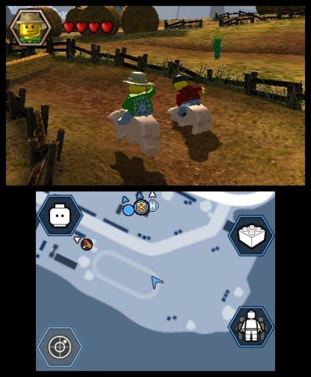 Screenshot - Lego City: Undercover (3DS) 92459483