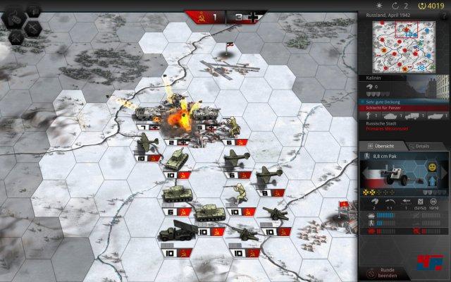 Screenshot - Panzer Tactics HD (iPad) 92482718