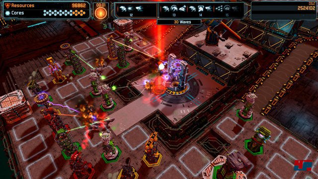 Screenshot - Defense Grid 2 (Switch) 92582593
