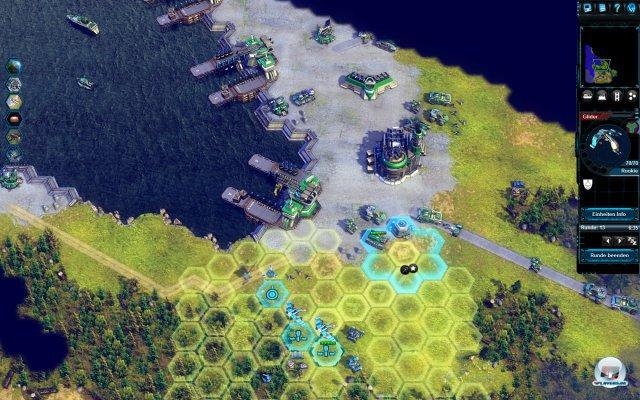 Screenshot - Battle Worlds: Kronos (PC) 92471991