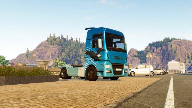 Screenshot - Truck Driver (PS4, Switch, One) 92629551