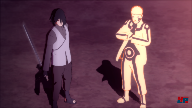 Naruto und Sasuke spielen nur Nebenrollen.
