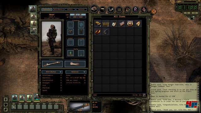 Screenshot - Wasteland 2 (PC) 92490611