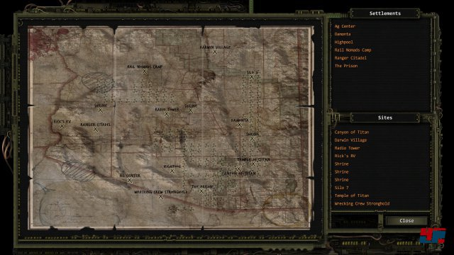 Screenshot - Wasteland 2 (PC) 92490649