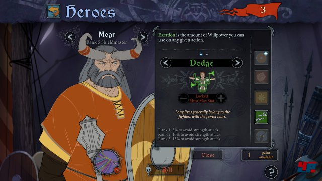 Screenshot - The Banner Saga 2 (PC) 92524988