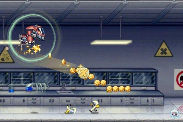 Screenshot - Jetpack Joyride (iPhone) 2282907