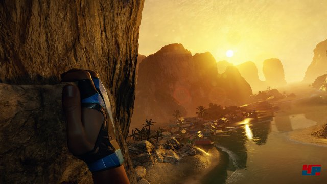 Screenshot - The Climb (PC)