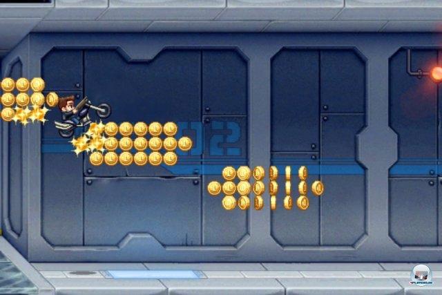 Screenshot - Jetpack Joyride (iPhone) 2259132