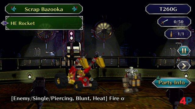 Screenshot - SaGa Frontier Remastered (PS4) 92639379