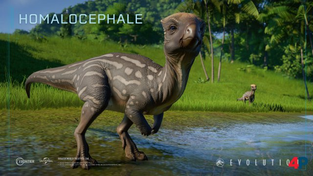 Screenshot - Jurassic World Evolution (PC)