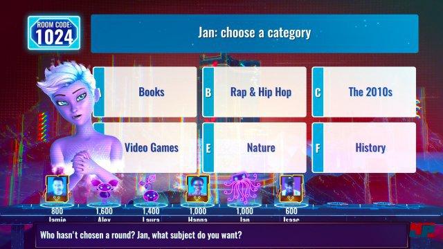 Screenshot - It's Quiz Time (PC)