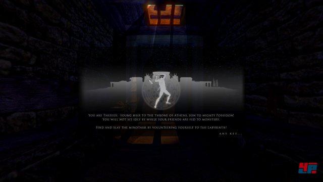 Screenshot - Depths of Fear: Knossos (PC) 92482098