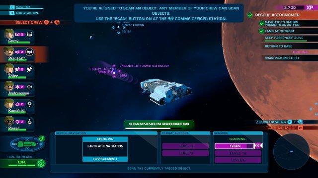 Screenshot - Space Crew (Switch)