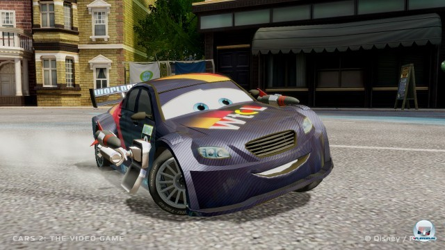 Screenshot - Cars 2: Das Videospiel (PC) 2224342