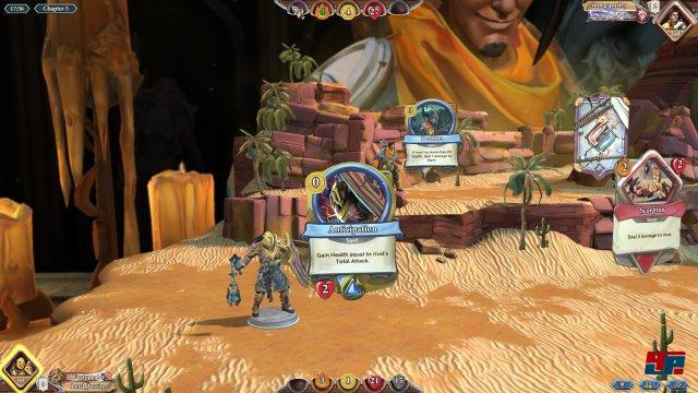 Screenshot - Chronicle: RuneScape Legends (PC)