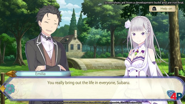 Screenshot - Re:ZERO - Starting Life in Another World: The Prophecy of the Throne (PC)