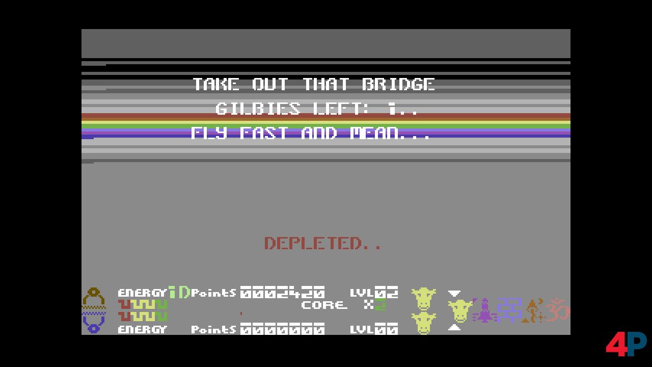Screenshots zu The C64 Fullsize: Alles zum Hardware-Spiel The C64