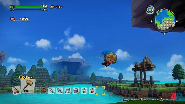 Screenshot - Dragon Quest Builders 2 (PS4) 92592284