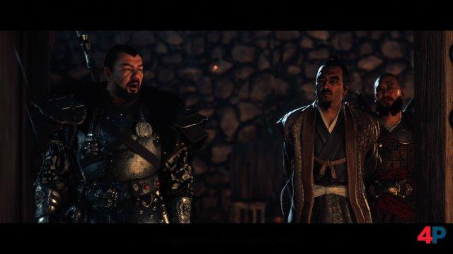 Der Khan nimmt seinen Onkel als Geisel.