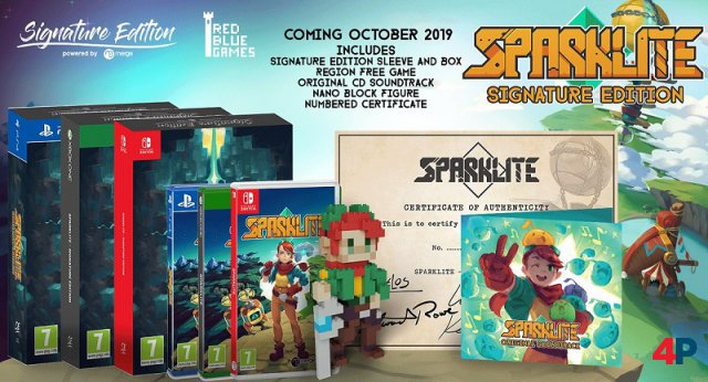 Screenshot - Sparklite (PS4)